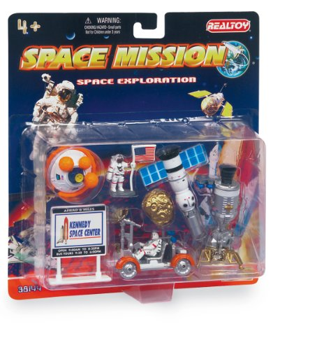 Space Mission 10 pieces Play Set