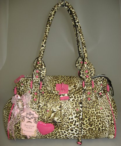 ANNA SMITH LYDC LONDON DESIGNER FASHION BAG Designer Handbag Shoulder Bag Teenagers bags Weekend Bag SCHOOL BAG I HEART ANNA SMITH NEW YORK LEOPARD Cheetah