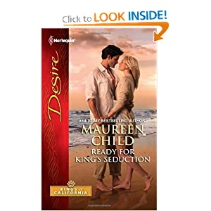 Ready for King's Seduction (Harlequin Desire) Maureen Child