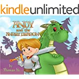 Children's Picture Books: Andy and the Angry Dragon (A Children's Bedtime Picture Book for Ages 2-8) (English Edition)