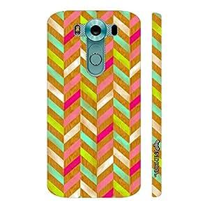 Enthopia Designer Hardshell Case Woody Zag Back Cover for LG V10