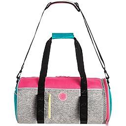 Roxy El Ribon Womens Gym Bag One Size Heritage Heather