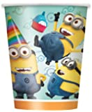 Despicable Me 2 Party 9oz Cups [8 Per Pack]