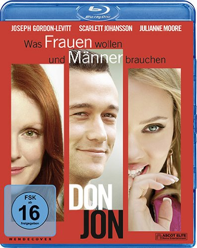 Don Jon [Blu-ray]