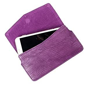 Dooda PU Leather Flip Pouch Case For XOLO Q710s