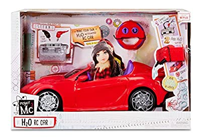 Project Mc2 H2O RC Car Toy by MGA Entertainment