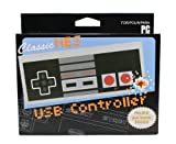 Classic-USB-NES-Controller-for-PC-Mac-Not-Compatible-with-NES-Classic-System