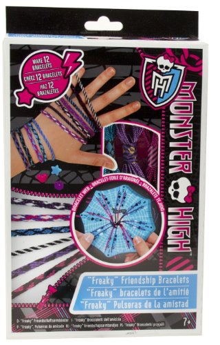 Monster High Freaky Friendship Bracelets
