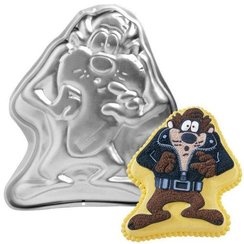 Wilton Cake Pan: Taz Tasmanian Devil ~ Looney Tunes Warner Bros. ~ Retired (Tweety Cake Pan compare prices)