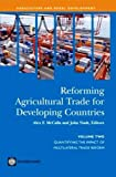 img - for Reforming Agricultural Trade for Developing Countries: 2 (Agriculture and Rural Development Series) book / textbook / text book