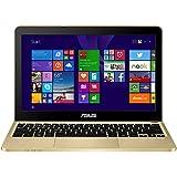 Asus F205TA-BING-FD0035BS 29,46 cm (11,6 Zoll) Notebook (Intel Atom Z3735F, 1,3GHz, 2GB RAM, 32GB SSD, Intel HDGrafik, Win 8) gold
