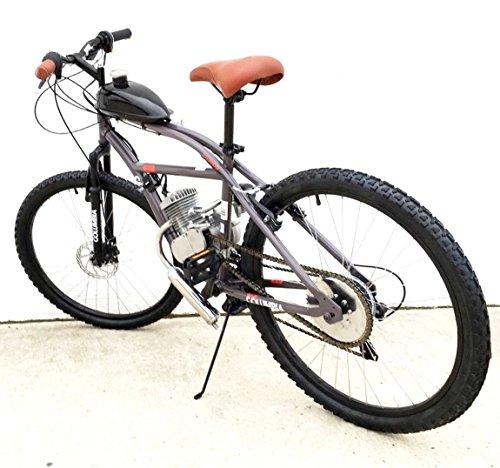 Bicycle Motor Works 66 80cc 2 Stroke Black Bike Engine