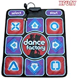 XFUNY (TM) High Sensitive PC USB Non-slip Dancing Step Dance Mat/Pad Dancing Blanket for PC