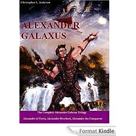 Alexander Galaxus: The Ascension War Trilogy (English Edition)