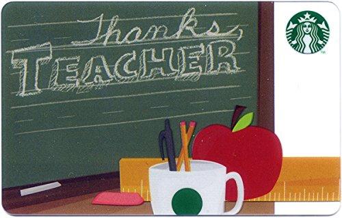 スターバックス カード サンキュー ティーチャー thank you teacher 2013 並行輸入品