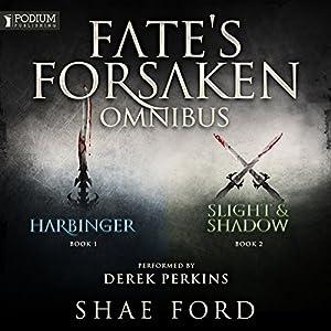 The Fate's Forsaken Omnibus Audiobook