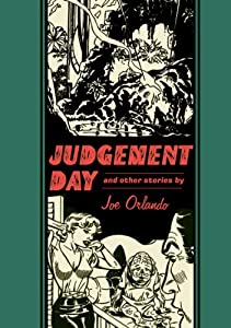 Judgment Day And Other Stories by Joe Orlando, Al Feldstein and Ray Bradbury