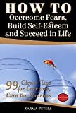 How to Overcome Fears, Build Self-Esteem and Succeed in Life: 99 Clever Tips for Everyone, Even the Fearless (The Wheel of Wisdom Book 2)