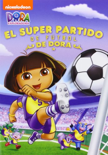 Dora La Exploradora: El Super Partido De Fútbol De Dora (Import) (Dvd) (2014) Pe