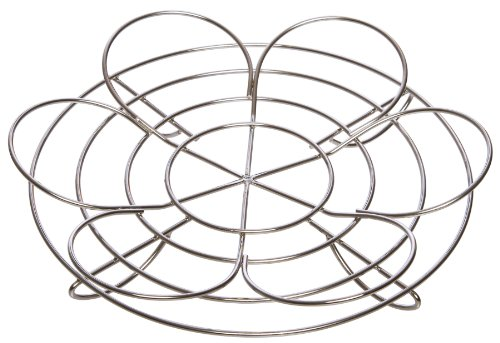 Prepworks by Progressive Reversible Stainless Steel Canning Rack (Canning Pots compare prices)