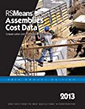 RSMeans Assemblies Cost Data 2013 - 1936335557