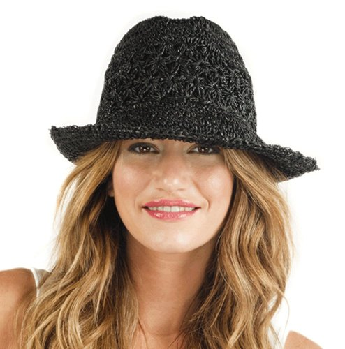 profile-by-gottex-womens-andros-crochet-black-fedora-hat