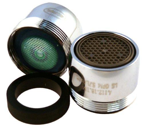 Neoperl 1 5 Gpm Pressure Compensating Laminar Stream Faucet Aerator