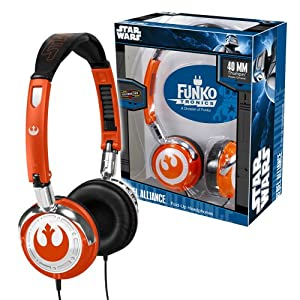 Funko Rebel Alliance Fold-Up Headphones