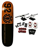 ELEMENT Skateboard Complete VARIED 92 8.25 ORANGE
