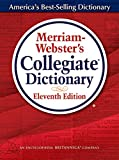 Merriam-Websters Collegiate Dictionary (Laminated Cover)