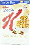 Kellogg's Special K Cereal, Vanilla Almond, 16.3 Ounce