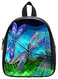 Art Dragonfly Kid's School Bag & Backpack for Kids