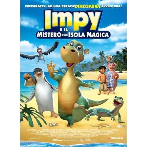 Amazon.com - Impy's Island Poster Movie Italian 11x17 - Prints