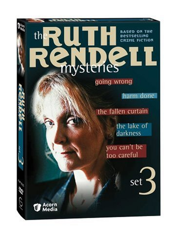 The Ruth Rendell Mysteries - Set 3