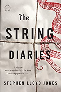 The String Diaries by Stephen Lloyd Jones ebook deal