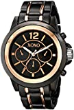 XOXO Women's XO5585 Two-Tone Fashion Watch