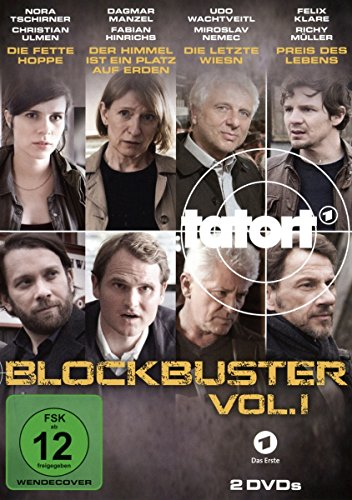 Tatort - Blockbuster Vol. 1 [2 DVDs]