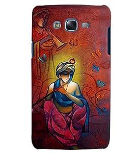 Citydreamz Lord Krishna/Spiritual/Gods/Janmashtmi Hard Polycarbonate Designer Back Case Cover For Samsung Galaxy Grand Max G7202