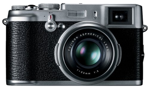 Fujifilm X100 12.3 MP APS-C CMOS EXR Digital
