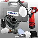ACDelco Tools ARS1210R Li-ion 12V Mini Polisher with Headlight Restoration System, 3-Inch