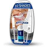 Teeth Whitening Kit Advanced Gel With ZERO PEROXIDE and AFTERCARE GUIDE