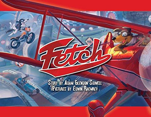 Fetch by Adam Glendon Sidwell ebook deal