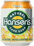 Hansen Beverage Tonic Water, 8-Ounce Cans (Pack of 24)