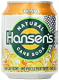 Hansens Tonic Water, 8 Ounce Cans (Pack of 24)
