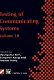img - for Testing of Communicating Systems: IFIP TC6 10th International Workshop on Testing of Communicating Systems, 8-10 September 1997, Cheju Island, Korea ... in Information and Communication Technology) book / textbook / text book