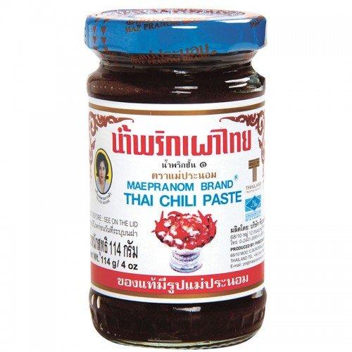 [Thai Chili Paste, spicy sauce 114 g./4 oz.] (Kikkoman Sauce Costume)
