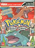 Pokémon Red/Green Guide for GameBoy Advance