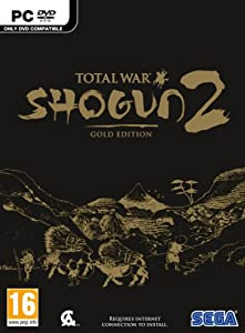 Total War: Shogun 2 - Gold Edition (PC DVD)