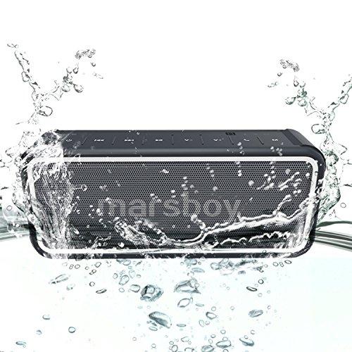 Bluetooth-Lautsprecher-Wasserdicht-Marsboy-Bluetooth-40-Boxen-mit-DSP-Chip-IP-67-Schutzklasse-Smartphone-Ladefunktion-NFC