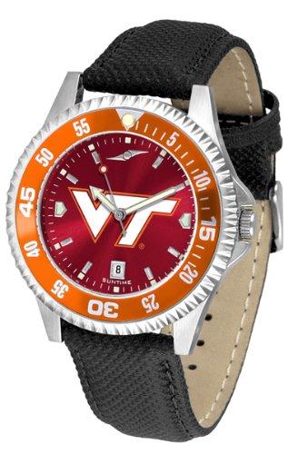 Virginia Tech Hokies Competitor Anochrome Cb Sports Watch